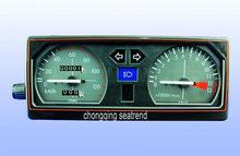Mechanical electric motor tachometers