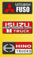 FUSO HINO truck auto parts