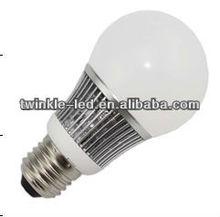 hot selling !light bulb plastic cover 5watt e27 led bulb