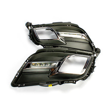 Low consumption led daytime running light for Mazda 6
