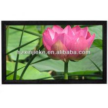 fixed frame projection screen,black velvet,Noble elegant
