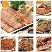 smoked food Korea haccp duck meat