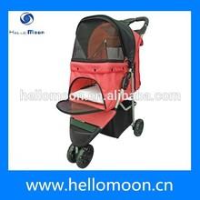 Three Wheels Foldable Pet Dog Stroller
