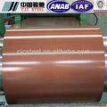 Pre- ทาสีขดลวดเหล็กชุบสังกะสี/ppgi/ไม้รูปร่างppgi/สี- เหล็ก/0.14-1.0/600mm1250mm/g/nipponสี