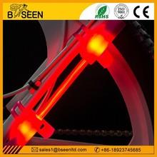 Safety led bicycle wheel light