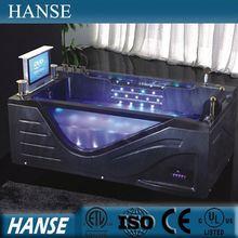 HS-B308 2012 massage bathtubs ce/ hydromassage bathtub/ bathtub with tv