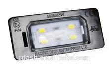 Led License Plate Lamp for Bmw E60 E70 E71 E82 E88 E90 E92 E93