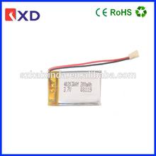 3.7v cheap lipo batteries factory price no effect memory