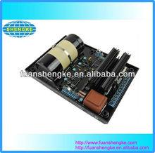 Reliable quality R449 brush type generator automatic voltage regulator