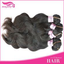 wholesale 5A virgin beautiful hair wefts