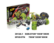 2012A-1 SDL RC Stunt Car, Self Assembling to Different Shape and Outlook rc stunt toy car 360