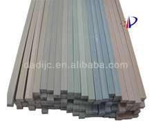 WPC/PVC slats for greenhouse exported to Israel