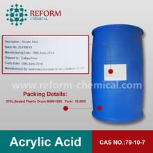 Acrylic Acid 99.5% min AA CAS NO.79-10-7