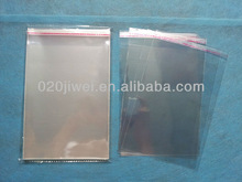Guangzhou clear plastic bag factory ,plastic packaging bag