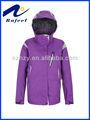 2014 ribetes reflectantes chaquetas de estilo para las señoras
