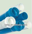 los tipos de tubos de plástico pvc para el agua