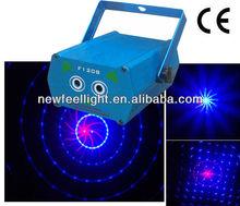 RB color popular effect party light disco mini laser light