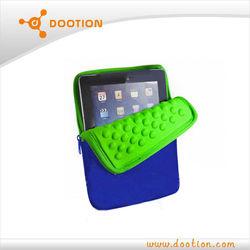 "7"" anti shock tablet sleeve for ipad mini"