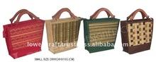 jute ladies hand bags