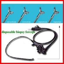meidcal accessory disposable coated Flexible Biopsy Forceps for Tissuing sample