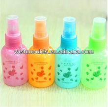 50ml Cute Water Mist Sprayer Pump Plastic Pet Bottles
