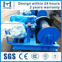Hot sale JM type winches for bulldozers