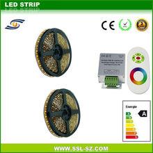 2013 led strip,low volatge led strip flexible RGB Bright LED Christmas Light SMD3528 with wholesale