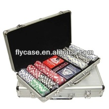 Aluminum durable handcrafted hot sale in occident universal game case with your logo printed
