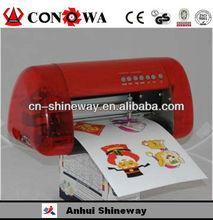 Economic type cutting plotter/portable mini printer JK330