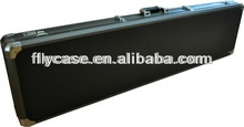 Aluminum durable handcrafted in occident cheap gun cases with your logo printed