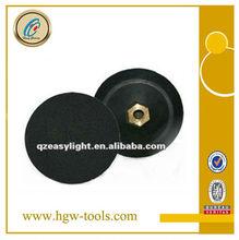 Rubber Velcro Backer Pad (Polish Backing Pads Holders)