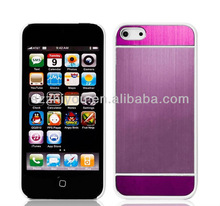 High qualtiy metal case for iphone 5 cover case