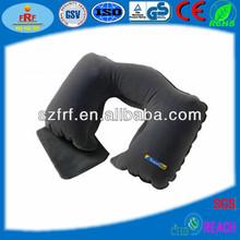 Fashion inflatable U shape pillow