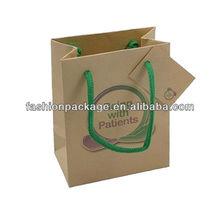 2013 Custom-made Fancy Shopping & Gift Paper Bag