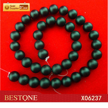 10mm Round Natural Matte Agate Beads Wholesale