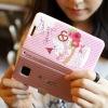 Happymori Design Diary type Cellphone case Cover for Apple iPhone (Made in Korea)