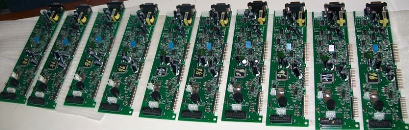Control Card PCB for Online UPS