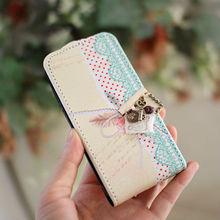 Happymori Design PU Leather Phone Case Cover for Samsung Galaxy S3 (Made in Korea)
