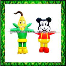 Mickey Mouse&Corn inflatable model cartoon costume