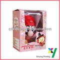 ecofriendly boneca caixa de embalagem