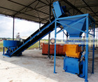 FT 4S - Cement Brick and Block Making Machine