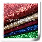 pu glitter fabric materials