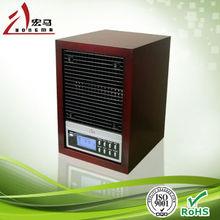 2013 HEPA/UV/ozone/negative ion rainbow air purifier