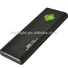1.6GHz Android4.2.2 RK3066 1GB/4GB WiFi Internet HD Google TV Box MK809 Black