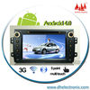 7'' HD touch screen car dvd player android for Suzuki SX4 with RADIO MP5 Bluetooth IPOD Wifi TV 3G