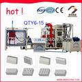 Impostazione automatica della macchina del mattone, macchina- per- facendo- cementic- blocchi, cemento refractario de cemento