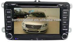 FOR Volkswagen golf 4 car dvd car radio gps navigation