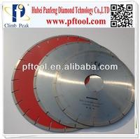 """10"""" Aluminium Ceramic Profile Circular Cutting Saw Blades"""