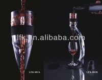 2014 Patent Wine Aerator,Newest Magic Decanter Red Wine Aerator LFK-002A