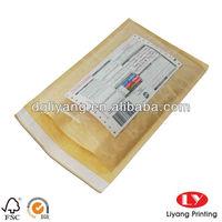 Custom Shipment Brown Mail Envelope Design